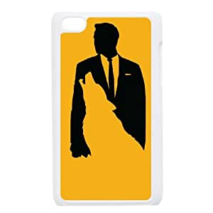 iPod Touch 4 Case White Wolf Of Wall Street HAT Ballistic Cell Phone Cases