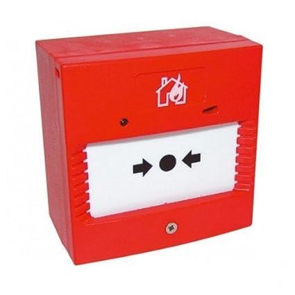 fa17 - Llave Manual para pulsador de alarma contra incendios ...