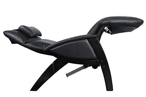 Cozzia Dual Power ZG Recliner, Black