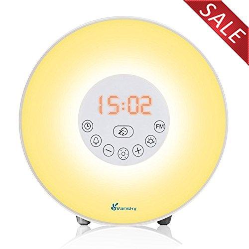 Picture of a Sunrise Alarm Clock Vansky 2018