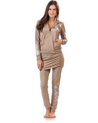 Vertigo Womens Metallic Jacket Skirted product image