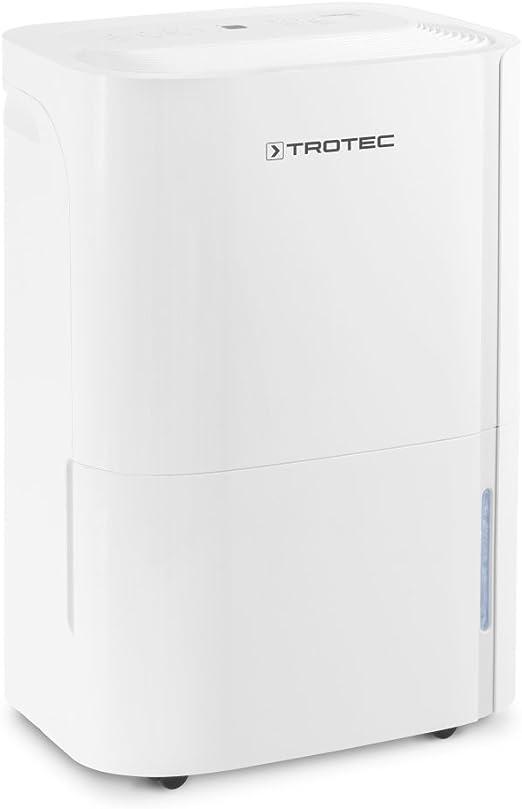 TROTEC Deshumidificador eléctrico TTK 54 E, 16L/24h, Filtro de ...