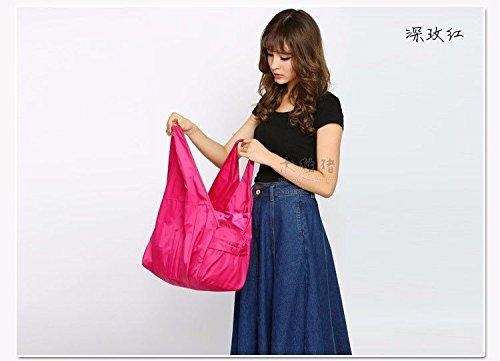 au rose à Bleu pour Main Femme Sac Dos porté rouge BMKWSG Bleu UqvwOTIZ