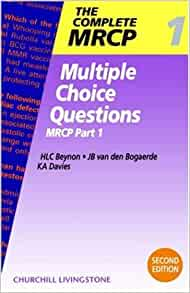 Multiple Choice Questions: MRCP Part 1: 9780443056918 ...