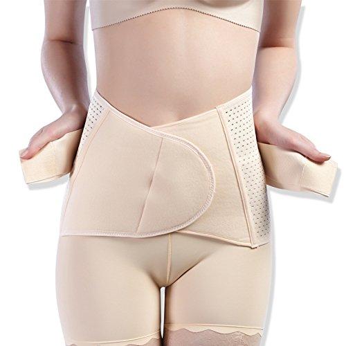 GFEI La mujer con la cintura corsé mujeres embarazadas cuerpo abdomen,One size One size