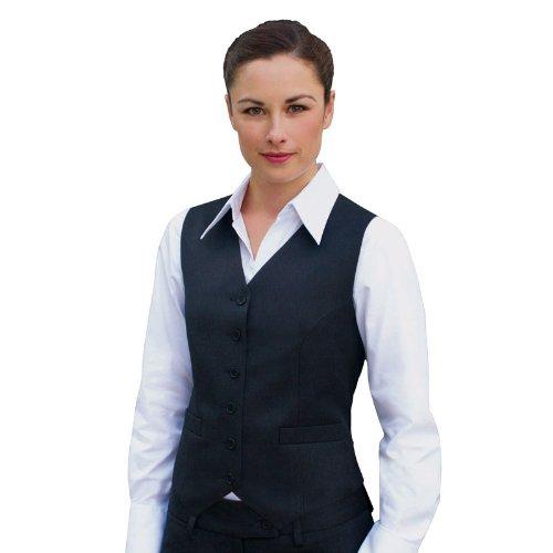 Charcoal Omega Womens Taverner Waistcoat Brook Colours XqxY6wwT