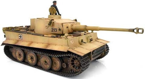 FLOZ 1/35 完成品 ドイツ WWII German Tiger I early Abt.502 Russia 1944 陸軍戦車