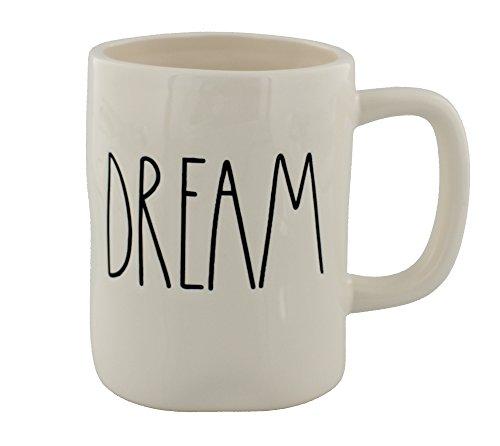 Rae Dunn by Magenta DREAM Ceramic Coffee Mug ()