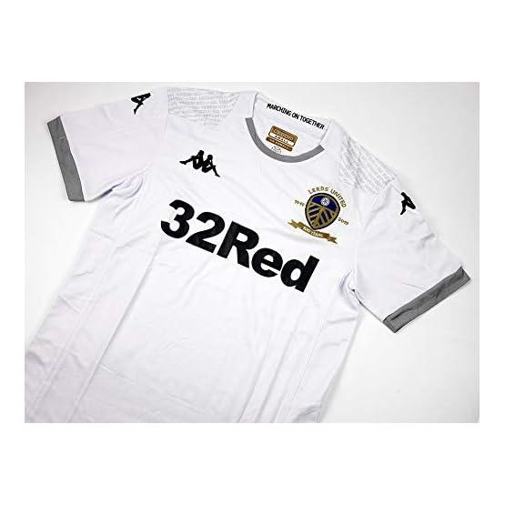Peak Leeds United Home Soccer Jersey 2019-2020