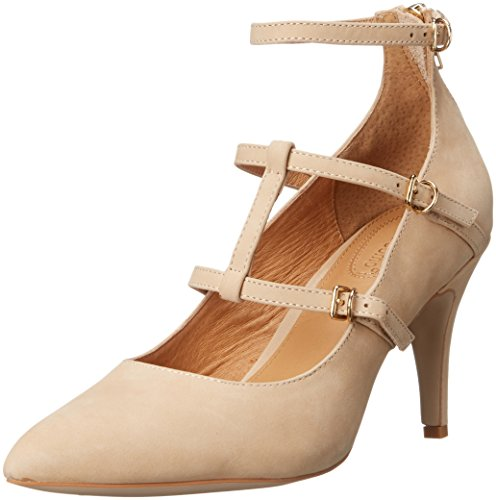 Corso Como Womens Carter Dress Pump Nude Nubuck