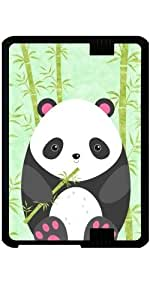 "Funda para Kindle Fire HD 7"" (2012 Version) - Panda by eDrawings38"