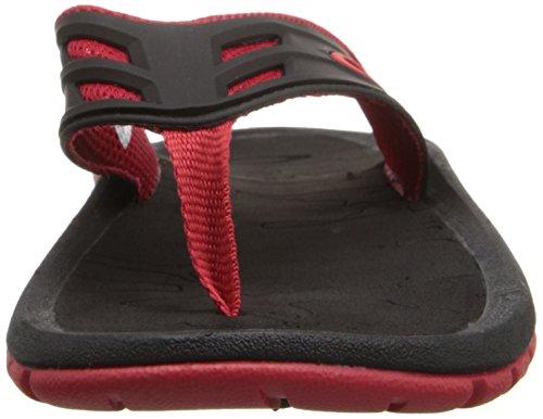 Oakley Supercoil 15 Sandal Red Line Black 41