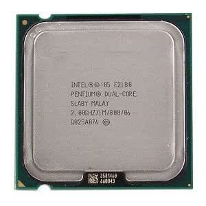 Intel Pentium Processor E (1M Cache GHz MHz FSB) Product Specifications