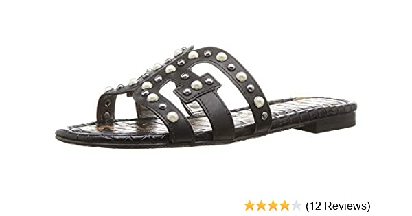 96cc216560d5 Amazon.com  Sam Edelman Women s Bay 2 Slide Sandal  Shoes