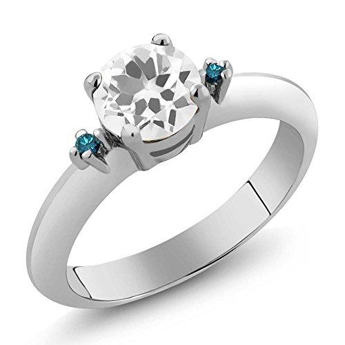 0.72 Ct Radiant Diamond - 5