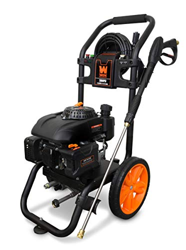 WEN PW28 2800 PSI 2.3 GPM Gas Pressure Washer with 173cc Engine, CARB Compliant