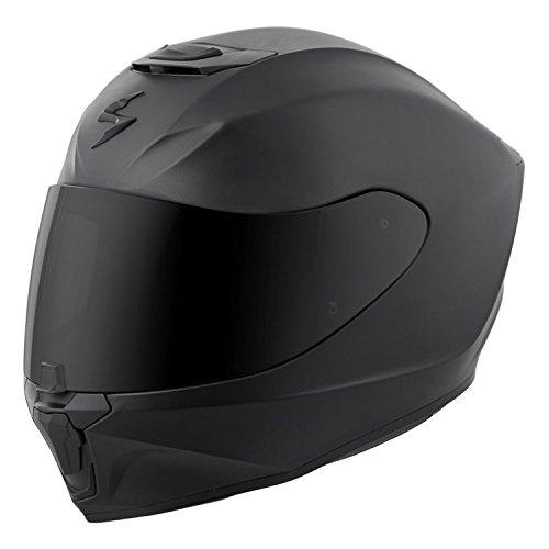 (Scorpion EXO-R420 Helmet (SMALL) (MATTE BLACK))