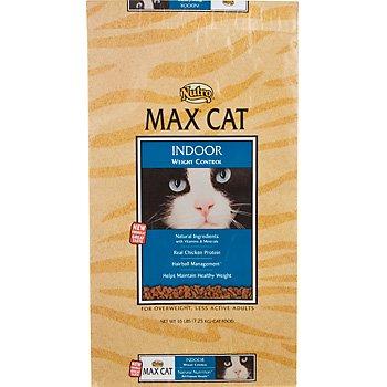 Max Indoor Weight Control Cat Food, 3-Pound, My Pet Supplies