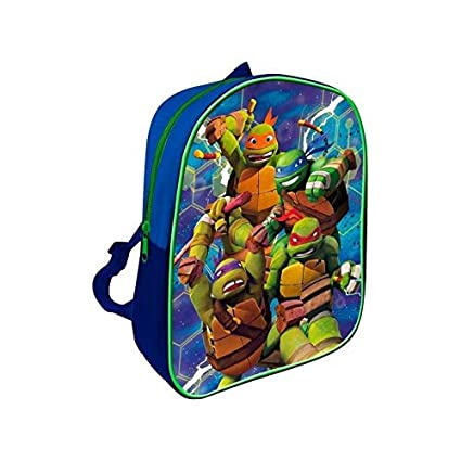 Tortugas Ninja Mochila, 0: Amazon.es: Hogar