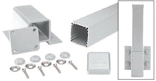 CRL Silver Metallic 100 Series 42