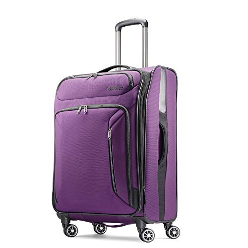 American Tourister Zoom 25 Spinner, Purple