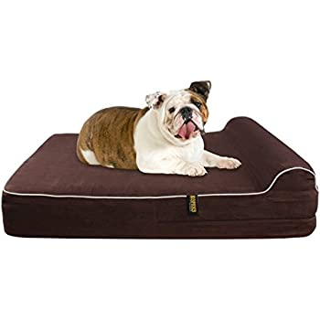 Amazon.com : Go Pet Club Solid Memory Foam Orthopedic Pet