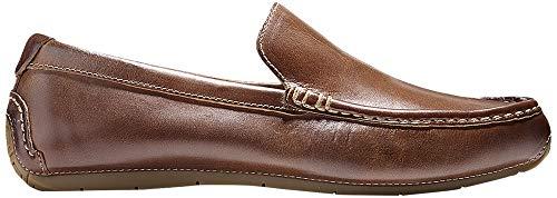Cole Haan Men's Somerset Venetian II Loafer, Dark Camel, 13 Medium US ()