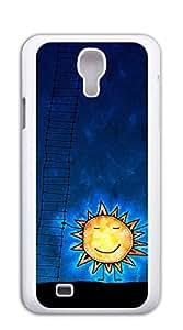 NBcase Cartoon Sun Climbing Ladder Hard PC phone case for samsung galaxy s4