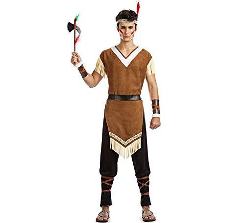 DISFRAZ INDIO TALLA XL: Amazon.es: Juguetes y juegos