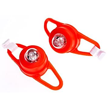 Mother & Kids Activity & Gear Baby Stroller Warning Light Night Outdoor Led Warning Lights Safety Light Waterproof Baby Stroller Accessories