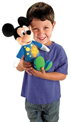 Fisher-price Disneys Bedtime Rocket Mickey from Fisher-Price