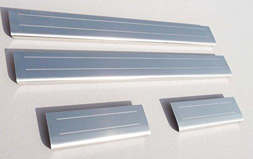 Auris Mk2 Stainless steel Sill Protector Kick Plates Lockwood