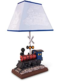 Train Table Lamp ...