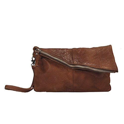Vlienca 40699 Marron sac en bandoulière- L28cmxH15cmxB2cm ...