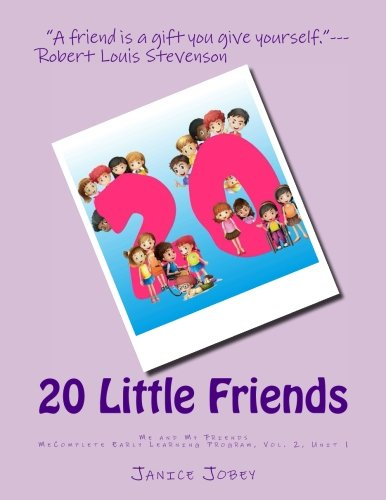 Buy 20 Little Friends Mecomplete Early Learning Program Volume 1