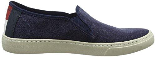 Black Bleu Jeans Tommy Slip Basses on Iris Homme Sneakers Light 431 x88RqZF