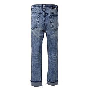 Diesel Girls Skinny Jeans with Bracelet – Blue Lagoon (Size 8)