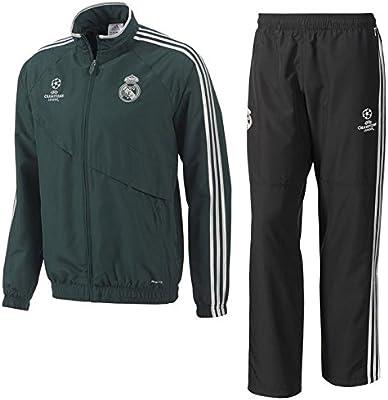 Adidas Real Madrid Presentation Tracksuit 2012-2013 - EU size 174 ...