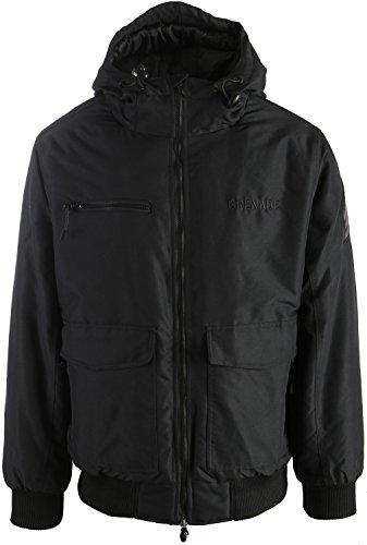 Grenade Bomber Snowboard Jacket Mens Sz M Black