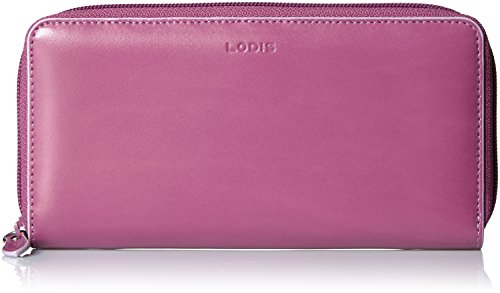 lodis-audrey-ada-zip-around-wallet-beet-iced-violet-one-size