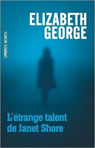 L'étrange talent de Janet Share de Elizabeth George