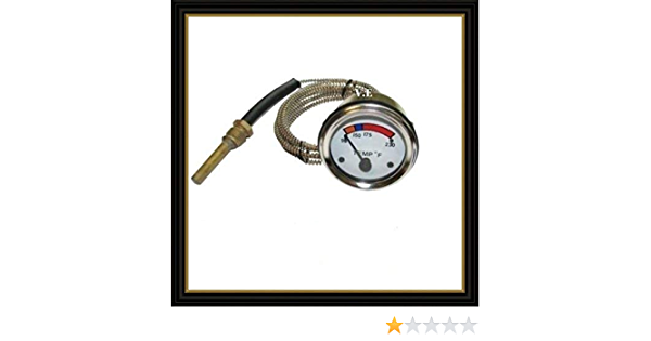 957E10883 Fordson//Ford Dexta Tractor Coolant Water Temp Gauge for Dexta /& super Dexta+