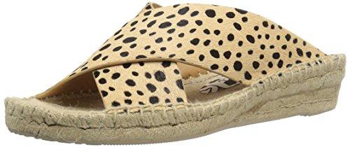 - Dolce Vita Women's Loki Platform Sandal Leopard Calf Hair 10 M US