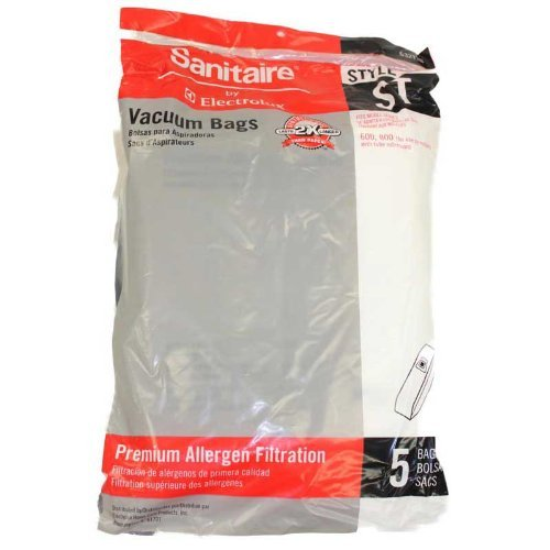 sanitaire st vacuum bags - 6