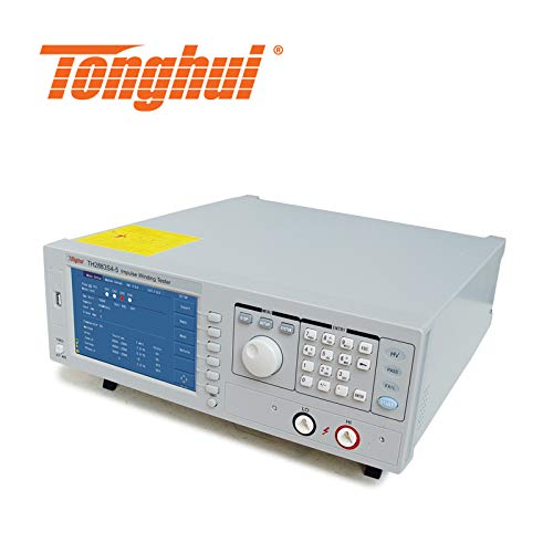TH2883S4-5 Impulse Winding Tester with 4 Channels, can Test Minimum 10mH inductance Value, 100-5000V Impulse Voltage Output