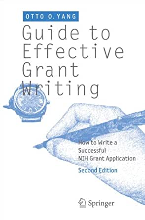 How to write a good grant application