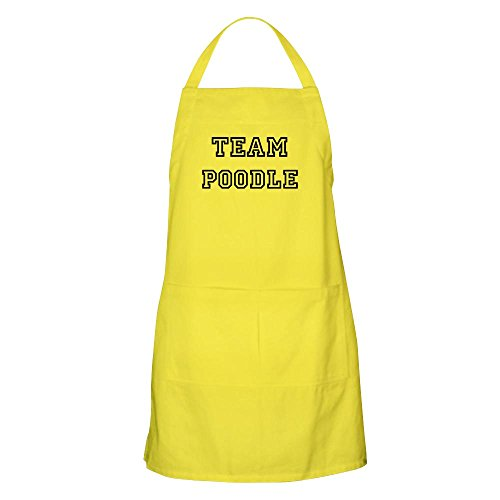 Team Standard Poodle (CafePress - Team Poodle BBQ Apron - Kitchen Apron with Pockets, Grilling Apron, Baking Apron)
