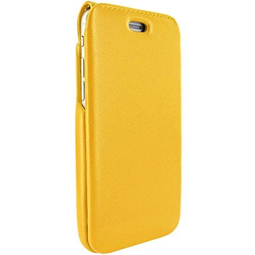 Piel Frama U7 60Y Etui souple en cuir pour iPhone 7 Jaune