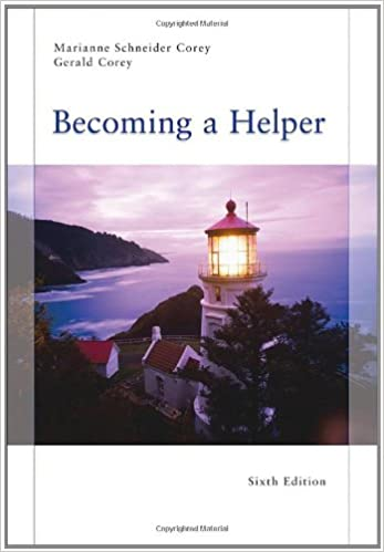Amazon com: Becoming a Helper, 6th Edition (Introduction to Human