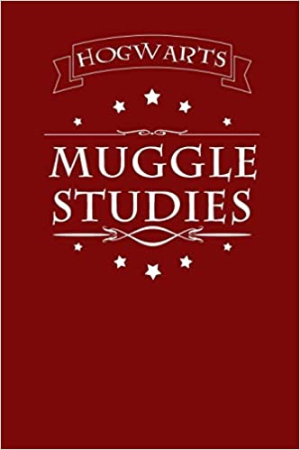 Amazon.com: Hogwarts Muggle Studies: Notebook Journal ...